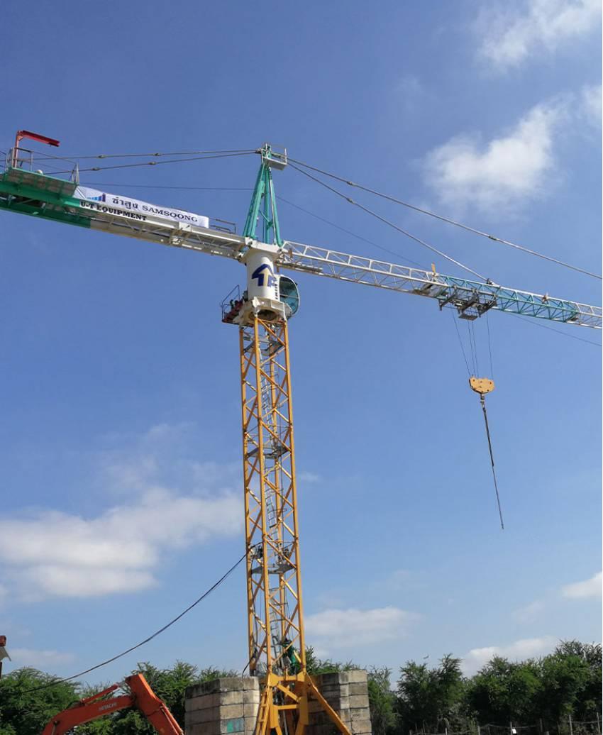 Tower Crane Potain ម៉ាក Topkit MD 238-12