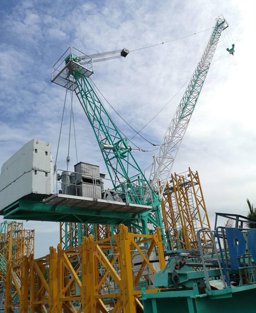 Tower Crane Potain ម៉ាក MR 90 B